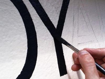 brush signwriting