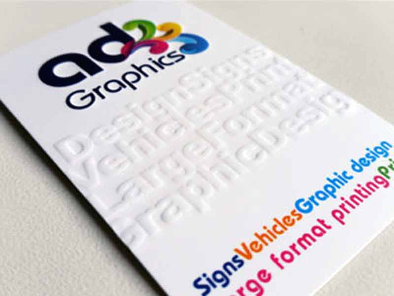 business cards ad-graphics