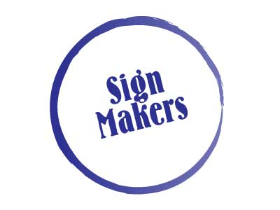 sign-makers