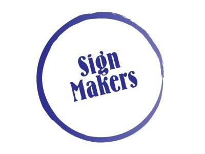sign-maker